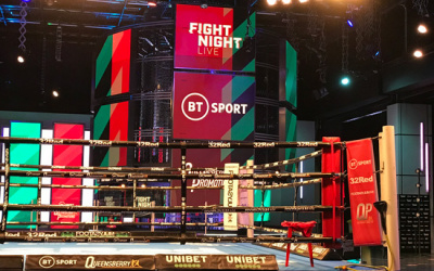 Boxing events in UK extended from five to seven bouts BBBofC boxing board british