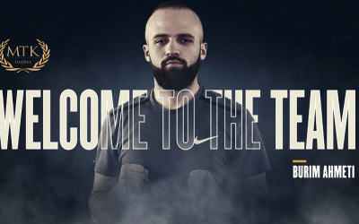 London ABA champion Burim Ahmeti turns professional with MTK Global