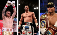 Boxing results March