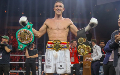 Callum smith Canelo super-middleweight