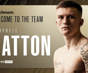 Anthony Joshua set to guide Campbell Hatton in his pro career povetkin whyte 2 undercard ricky world champion amateur career is he any good what did he win record manchester who is matthew magic