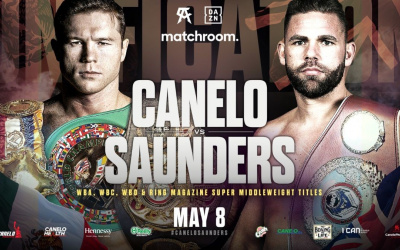 Predictions for Canelo Alvarez vs Billy Joe Saunders who wins betting odds best bets oddschecker may 8 wbc super-middleweight mark tibbs trainer the ring magazine boxrec