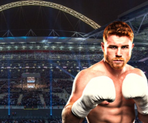 Saul Canelo Alvarez UK stadium fight Billy Joe Saunders Callum Smith