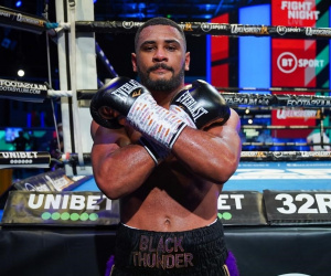 "Caoimhin black thunder irish Agyarko has no time for the likes of Idris Virgo: ""We offered it to him and he turned it down"" boxrec leove island birmingham"