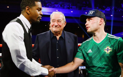 Does Carl Frampton's injury setback make him an easy target for Jamel Herring?