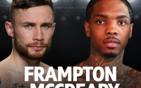 Carl Frampton vs Tyler McCreary