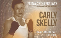 Carly Skelly vs Claudia Ferenczi boxer female amateur pro england liverpool