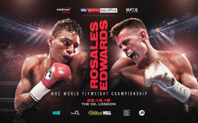 Cristofer Rosales vs Charlie Edwards
