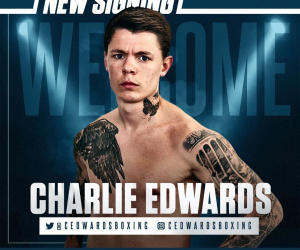 Charlie Edwards joins brother Sunny at Queensberry Promotions