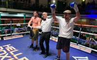 Charlie Shane 8-0 super-middleweight