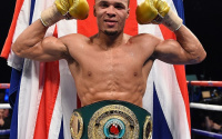Chris Eubank Jr defeats James DeGale