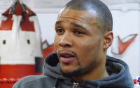 Chris Eubank Jr amateur