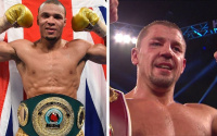 Chris Eubank Jr. squares vs Matt Korobov for Interim WBA Middleweight Title