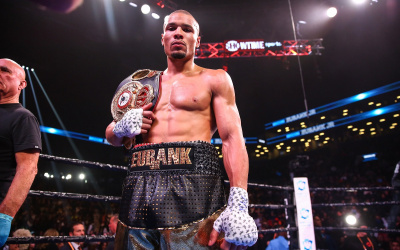 Two Brits named in new Ring Magazine middleweight ratings Chris Eubank WBA Liam Williams
