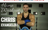 Home Workout with Chris Evangelou