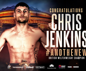 Chris Jenkins defeats Johnny Garton