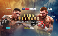 Conor Benn Cedrick Peynaud rematch