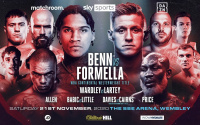 Conor Benn vs Sebastian Formella undercard revealed in full alen babic tom little dave allen next fight heavyweights oddschecker betting odds Richard Lartey Hopey Price liam davies fabio wardley Sean Cairns november 21