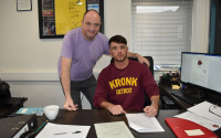 Welsh amateur champion Conor McIntosh inks deal with Goodwin Boxing