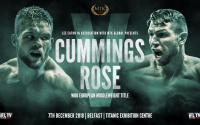 Conrad Cummings vs Brian Rose