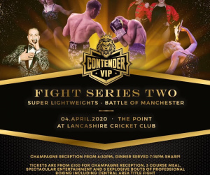 Steve Brogan vs Jimmy First Contender VIP Central Area lightweight title
