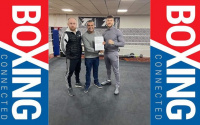 Curtis Jay boxer turns pro Boxing Connected super middleweight Doncaster