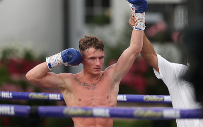 Dalton Smith wishes Lee Appleyard well as new opponent announced thunder ringwalks amateur career record team gb wiki betting odds oddschecker what time start date sjy sports vs Ishmael Ellis