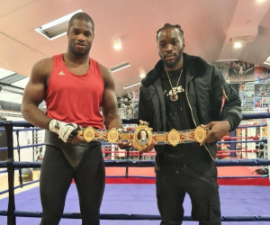 Peacock Gym Founder Martin Bowers reveals secret to his success daniel dubois denzel bentley chris bourke champions amateur professional canning town E16 London Epping Tony