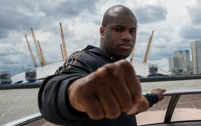Daniel Dubois vs Joe Joyce calls out next fight Tetteh