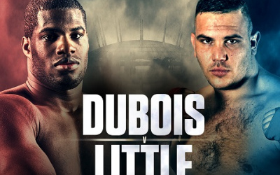 Tom Little vs Daniel Dubois