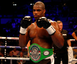 Daniel Dubois world champion