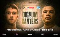 Danny Dignum vs Gino Kanters golden contract
