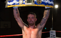 Danny Shannon wins International Challenge belt