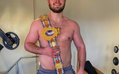 Dave Allen targeting British heavyweight title in 2020 February 8 Sheffield