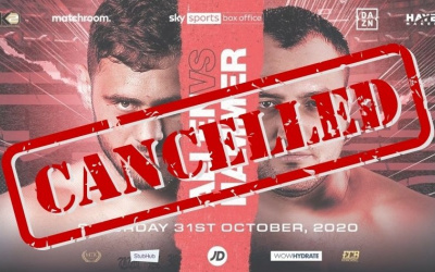 Dave Allen looking for a new opponent following positive Covid-19 result for Christian Hammer fight off cancelled tested why is