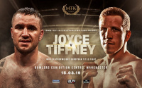 David Oliver Joyce vs Stephen Tiffney