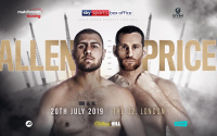 Dave Allen vs David Price preview