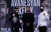 Frustrated David Avanesyan will give his everything to finally win against Josh Kelly