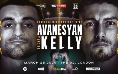 Predictions for David Avanesyan vs Josh Kelly who wins betting odds