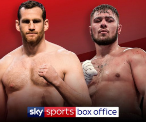 David Allen vs David Price fight time, date, TV channel, undercard, schedule, venue, betting odds and live stream details