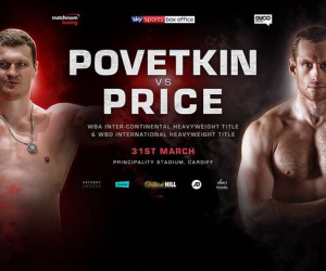 David Price v Alexander Povetkin