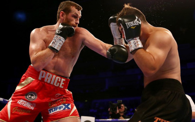 Dave Allen vs David Price results report what next
