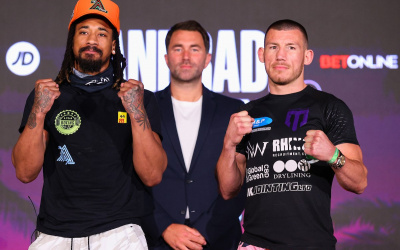 BBC to air Andrade-Williams, Chisora-Parker, Taylor-Jonas and Canelo-Saunders live am fm dial frequency what time start ringwalks