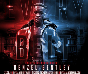 Denzel Bentley vs Mark Heffron