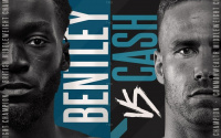 Denzel Bentley vs Felix Cash fight details time date TV channel undercard schedule venue betting odds predictions ring walks and live stream info oddschecker boxrec who wins