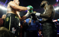 Deontay Wilder refuses to accept Tyson Fury as a champion