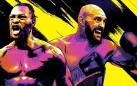 Deontay Wilder vs Tyson Fury 2 rematch undercard
