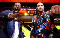 Deontay Wilder vs Tyson Fury card undercard fights