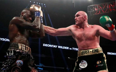 Tyson Fury next four fights