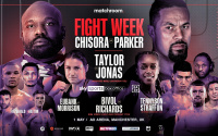 Derek Chisora vs Joseph Parker betting odds heavyweight fight details time date TV channel undercard schedule venue betting odds predictions ring walks and live stream info oddschecker boxrec number dazn app